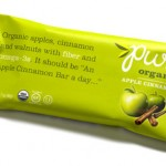 Pure Organic Apple Cinnamon Fruit & Nut Bar