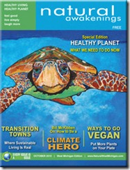 Natural Awakenings October Cover Page